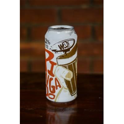 WAY BEER PINGADO HAZY BROWN ALE 473ML