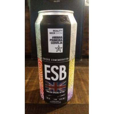 CAMPINAS REALITY BEER SHOW ESB 473ML